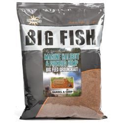 Dynamite Baits Groundbait Big Fish Marine Halibut 1,8 kg