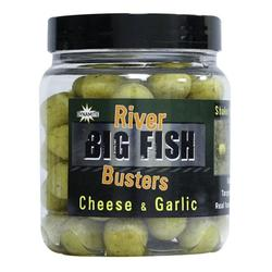 Dynamite Baits Big Fish River Hookbaits Cheese & Garlic Busters
