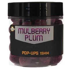 Dynamite Baits Pop-Ups Mulberry Plum 15 mm