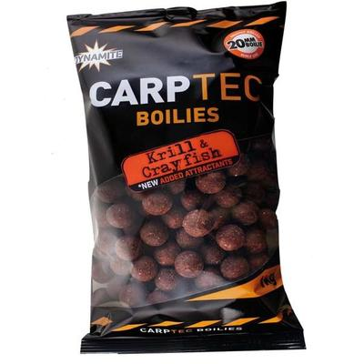 Dynamite Baits Boilies CarpTec Krill&Crayfish 20 mm 2 kg