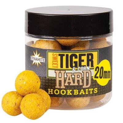 Dynamite Baits Hardened Hookbaits Sweet Tiger&Corn 20 mm