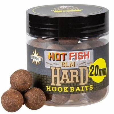 Dynamite Baits Hardened Hookbaits Hot Fish&GLM 20 mm