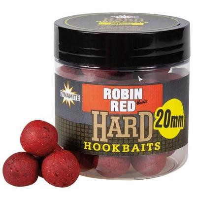 Dynamite Baits Hardened Hookbaits Robin Red 20 mm