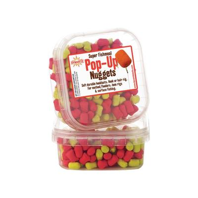 Dynamite Baits Pop-Up Nuggets Super Fishmeal Yellow/Red