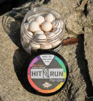 Dynamite Baits Pop-Ups Hit N Run 12 mm bílá - 2/2